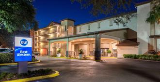 最佳西方奥兰多国际大道酒店 - 奥兰多 - 建筑