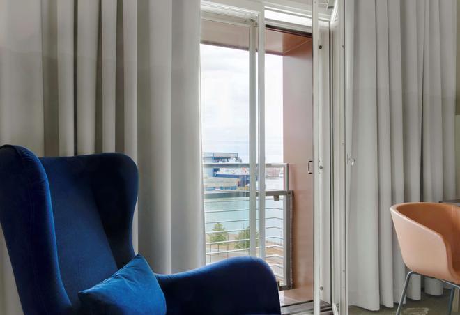 丽笙蓝光酒店-赫尔辛基海滨 - 赫尔辛基 - 睡房