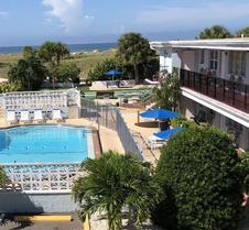 海滨度假村汽车旅馆