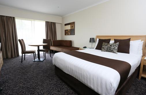 贝斯特韦斯特奥尔伯里霍维尔特雷酒店 - 奥尔伯里 - 睡房