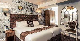 诺丁汉市中心美居酒店 - 诺丁汉 - 睡房