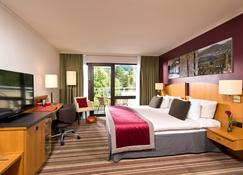 巴登 - 巴登莱昂纳多皇家酒店 - 巴登-巴登 - 睡房