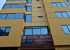 米利娜飯店 - 达卡 - 建筑