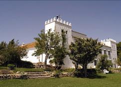 考提约巴兰科酒店 - 阿尔科斯-德拉弗龙特拉 - 建筑