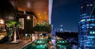 胡志明市奥莱酒店 - 胡志明市 - 游泳池