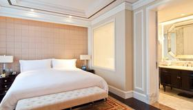 西安索菲特传奇酒店 - 西安 - 睡房