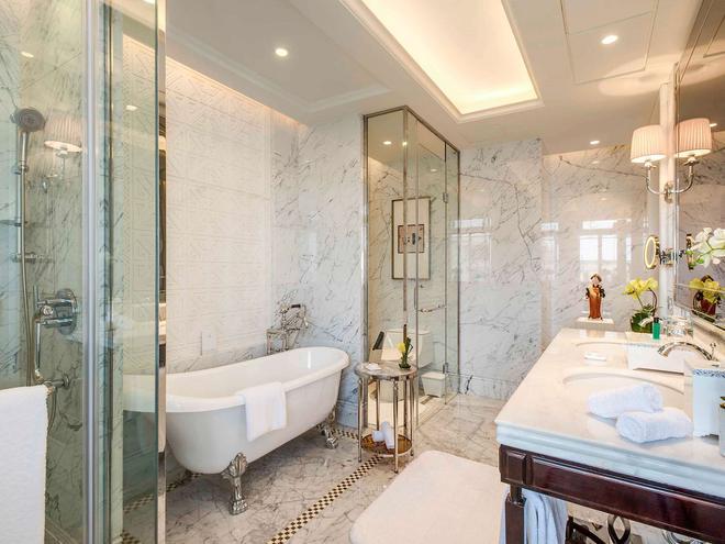 西安索菲特传奇酒店 - 西安 - 浴室