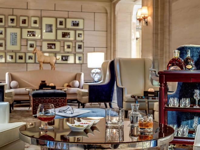 西安索菲特传奇酒店 - 西安 - 酒吧