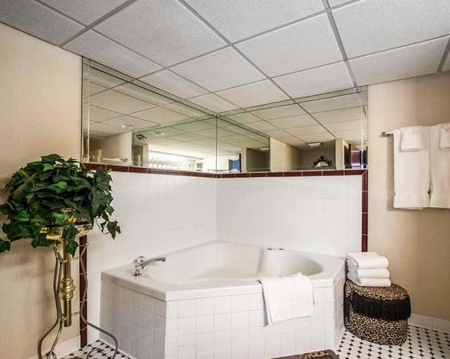布兰森克拉丽奥酒店 - 布兰森 - 浴室