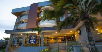 达科斯塔酒店 - 贵族 - 阿拉卡茹 - 建筑
