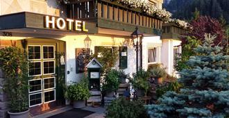 哈特曼木屋酒店 - 仅限成人 - 奥蒂塞伊 - 建筑