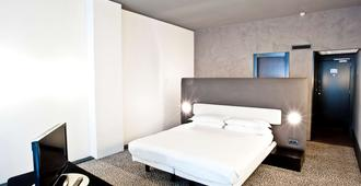 罗马利帕酒店 - 罗马 - 睡房