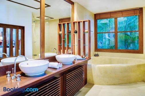 苏梅岛贝尔蒙德纳帕赛酒店 - 苏梅岛 - 浴室
