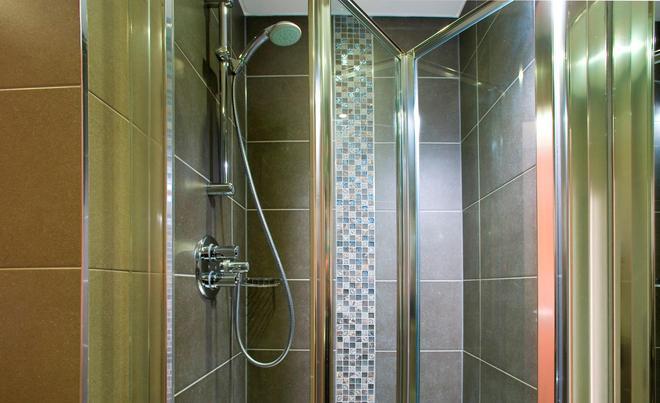 伦敦阁酒店 - 伦敦 - 浴室