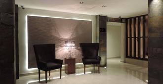 白金气派酒店 - 利昂 - 大厅