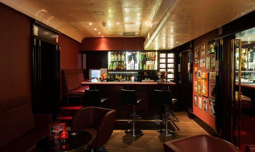 杜塞尔多夫德拉格生活酒店 - 杜塞尔多夫 - 酒吧