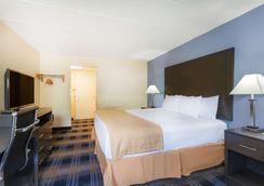 威尔克斯巴尔戴斯酒店 - 威克斯巴勒 - 睡房