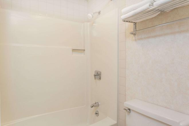 威尔克斯巴尔戴斯酒店 - 威克斯巴勒 - 浴室