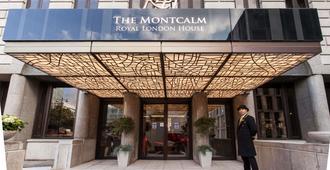 蒙卡尔姆皇家伦敦之家酒店 - 伦敦 - 建筑