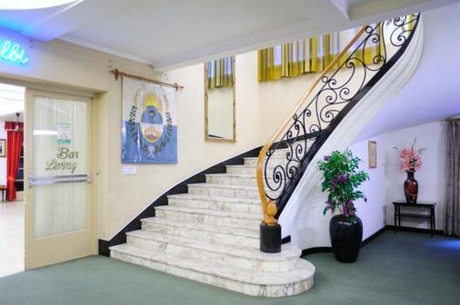 巴尔比大酒店 - 门多萨 - 楼梯
