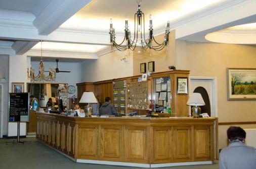 巴尔比大酒店 - 门多萨 - 柜台