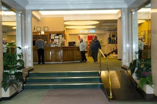 巴尔比大酒店 - 门多萨 - 建筑