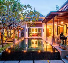 贝尔泳池别墅度假村