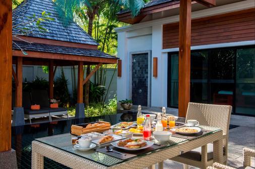 贝尔泳池别墅度假村 - 卡玛拉 - 食物