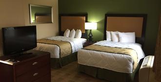 印弟安纳波里斯-机场W 南大街美国酒店 - 印第安纳波利斯 - 睡房