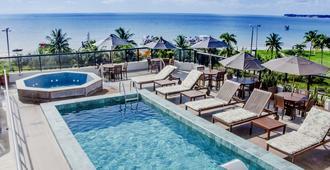 阿特克皮亚酒店 - 若昂佩索阿 - 游泳池