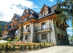 金酒店 - 扎科帕内 - 建筑