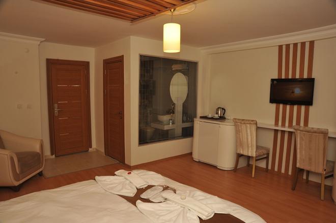 佩拉 26 酒店 - 伊斯坦布尔 - 睡房