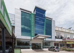 瑞德多兹回教酒店 - 近拜图拉曼亚齐特 - 班达亚齐 - 建筑