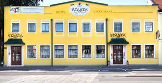 德施塔斯塔酒店 - 维也纳 - 建筑