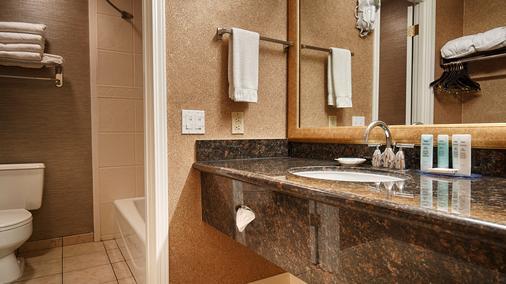 贝斯特韦斯特洪堡湾酒店 - 尤里卡 - 浴室