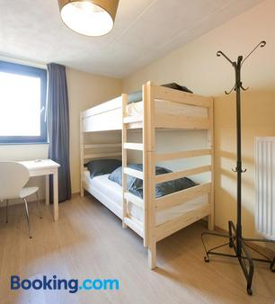鲁汶城市旅舍 - 鲁汶 - 睡房