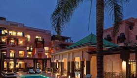 马拉喀什曼苏尔艾达哈比瑞享酒店 - 马拉喀什 - 建筑