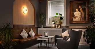赫本伦贝斯特韦斯特酒店 - 哥本哈根 - 休息厅
