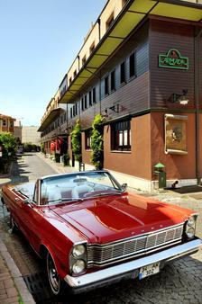 伊斯坦布尔阿马达老城酒店 - 伊斯坦布尔 - 户外景观