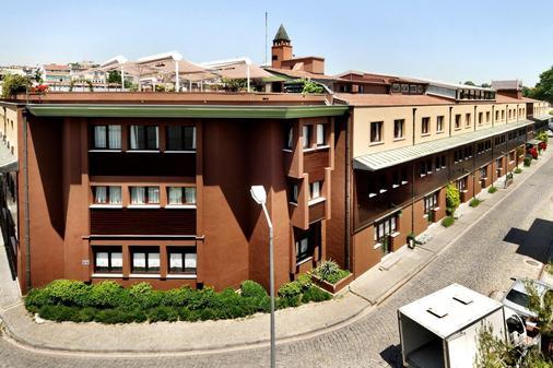 伊斯坦布尔亚玛达旧城酒店 - 伊斯坦布尔 - 建筑