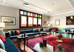 伊斯坦布尔亚玛达旧城酒店 - 伊斯坦布尔 - 大厅