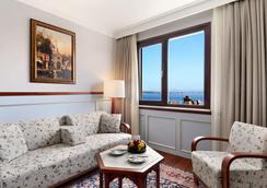 伊斯坦布尔亚玛达旧城酒店 - 伊斯坦布尔 - 睡房