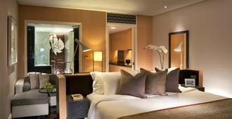 新加坡雅诗阁来福士广场公寓 - 新加坡 - 睡房