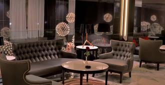 市中心皇家金色郁金香酒店 - 丹吉尔 - 休息厅