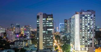 西贡中心诺富特酒店 - 胡志明市 - 户外景观