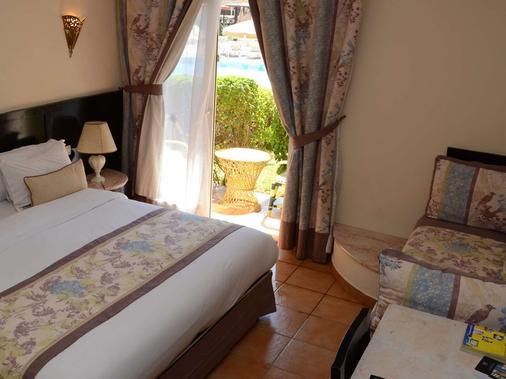 贝斯特韦斯特奥迪塞花园酒店 - 阿加迪尔 - 睡房