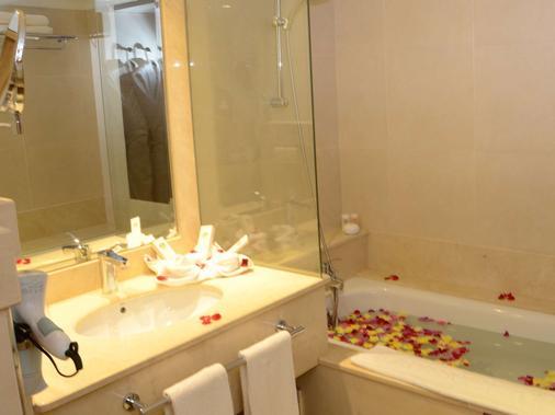 贝斯特韦斯特奥迪塞花园酒店 - 阿加迪尔 - 浴室