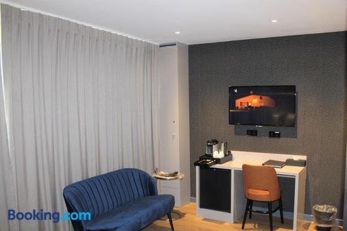 阿姆斯特丹梦幻酒店 - 阿姆斯特丹 - 客厅