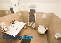 古特克罗斯罗特霍夫酒店 - 科隆 - 浴室