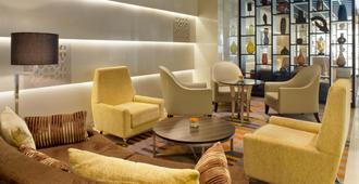 孟买国际机场假日酒店 - 孟买 - 休息厅
